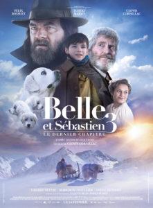 Belle et Sébastien 3 – Rencontre avec Clovis Cornillac