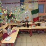 Les décorations de la classe