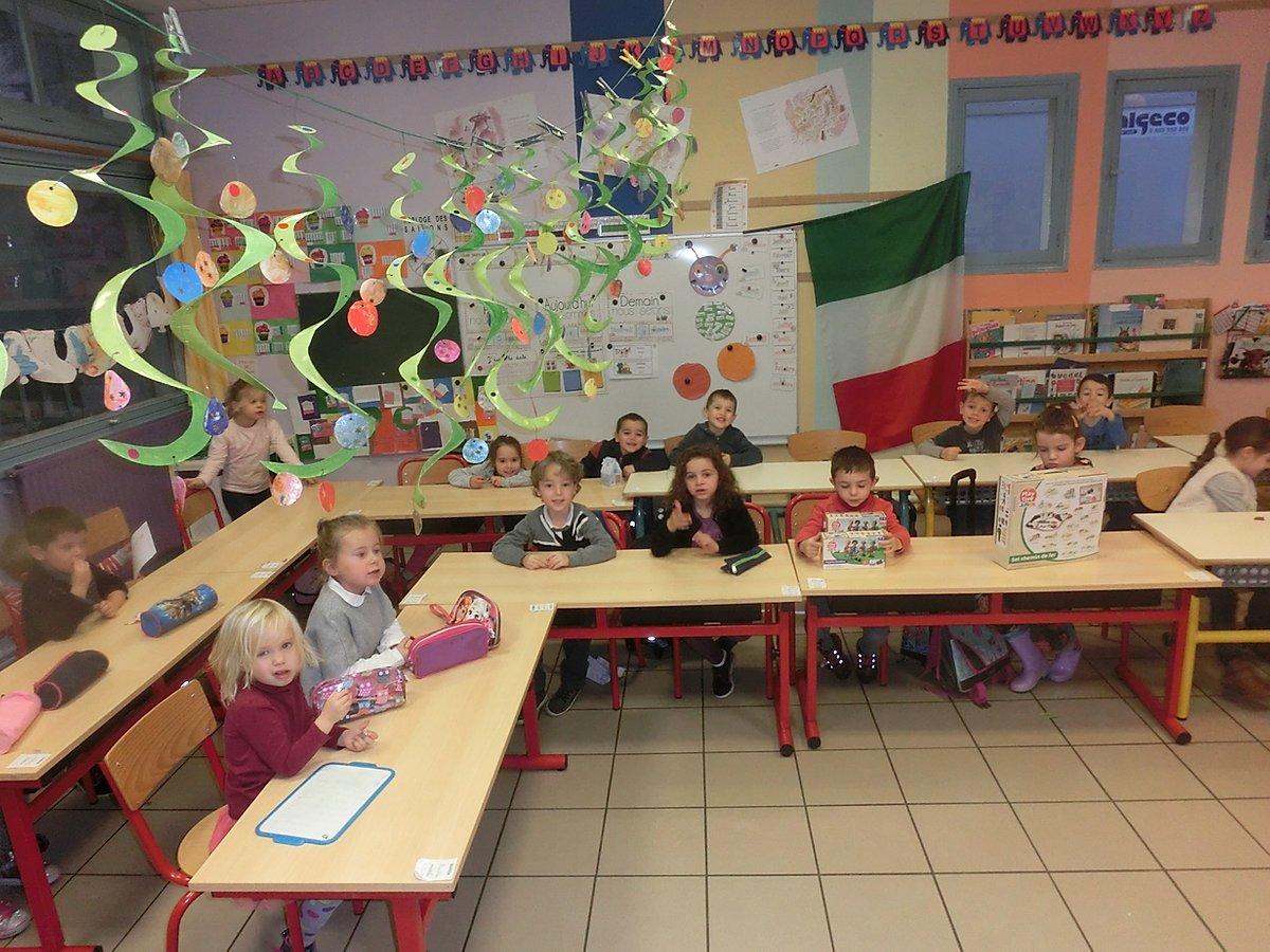 You are currently viewing Les décorations de la classe