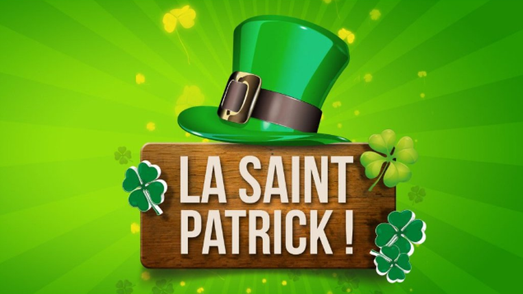 You are currently viewing La Saint Patrick !