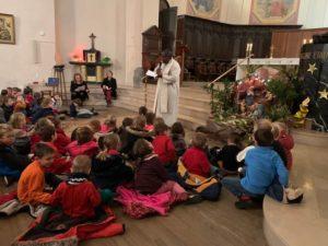 Read more about the article Célébration de Noël