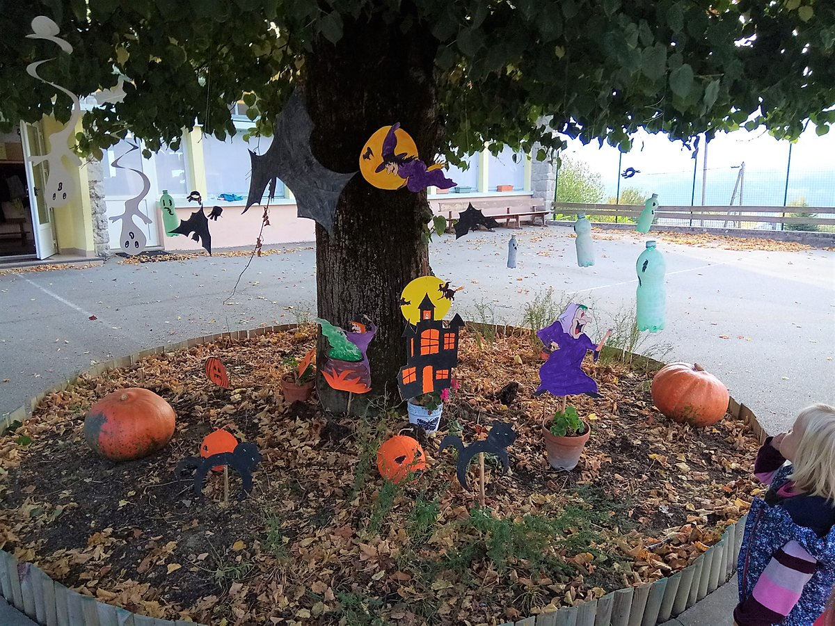 You are currently viewing Décoration pour Halloween