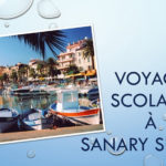 Voyage scolaire à Sanary-sur-Mer – 2018