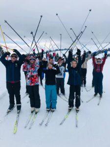 Read more about the article Plan Ski Nordique 6ème