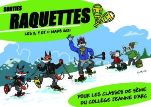 Read more about the article Sorties Raquettes