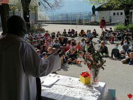 Read more about the article Célébration de Pâques