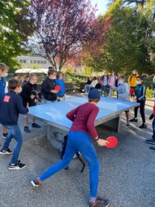 Read more about the article Tournoi de Ping Pong